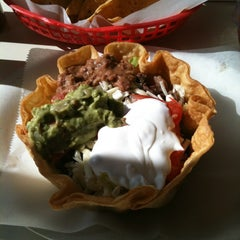 Photo taken at Los Burrito Tapatios by Traci A. on 3/6/2012