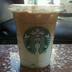 Photo taken at Starbucks by Harvey on 3/7/2012