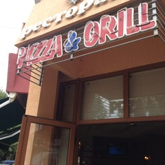 Photo taken at Biala Roza Pizza & Grill by Valeriy S. on 8/11/2012