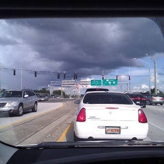 Photo taken at Interstate 4 & Florida State Route 436 by Everett W. on 9/23/2011