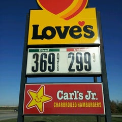 Photo taken at Love's Travel Stop by Charles G. on 11/30/2011