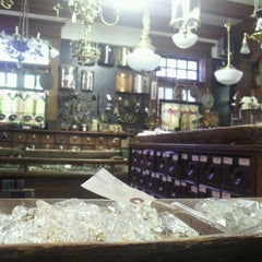 Photo taken at Adkins Architectural Antiques by Phillip R. on 6/5/2012