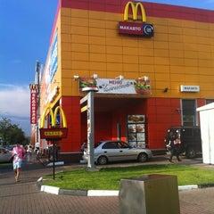 Photo taken at McDonald's by Alex K. on 8/5/2012