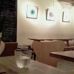 Photo taken at Cafe & Bar JAPONICA by Masaaki K. on 9/17/2011