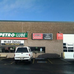 Photo taken at Petro Stopping Center by Mrs. B. on 1/30/2012
