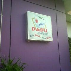Photo taken at DADU Seafood by Denztyo d. on 9/5/2011
