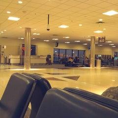Photo taken at Gate B33 by John H. on 12/17/2011