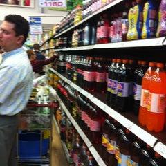 Photo taken at EURO Supermercado La Frontera by Ikeda S. on 8/1/2012