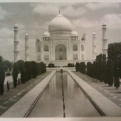 Photo taken at The Taj Mahal by Judith F. on 11/20/2011