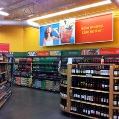 Photo taken at Walmart Supercenter by Hasan H. on 8/18/2011