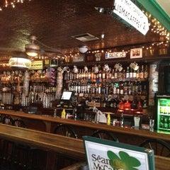 Photo taken at Seamus McCaffrey's Irish Pub & Restaurant by Carlos on 8/10/2012