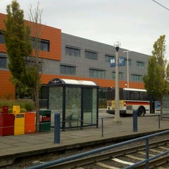 Photo taken at TriMet Willow Creek/SW 185th Ave Transit Center by Brian B. on 9/17/2011