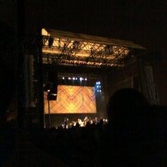 Photo taken at Williamsburg Waterfront by Benjamin C. on 9/25/2011