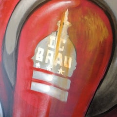 Photo taken at DC Brau Brewing Co by Gautam C. on 2/18/2012