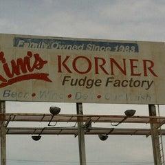 Photo taken at Kims Corner by Joe J. on 4/26/2012