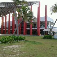 Photo taken at Marina Island by 🐱 on 1/21/2012