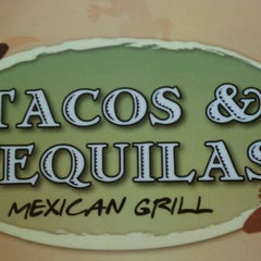 Photo taken at Tacos & Tequilas Mexican Grill by Jon H. on 9/9/2011