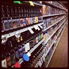 Photo taken at The Liquor Shop by Matt L. on 3/9/2012