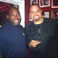 Photo taken at Comedy Union by Lawrence C. on 4/18/2012