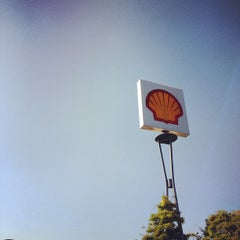 Photo taken at Shell by Mrinabh D. on 6/16/2012