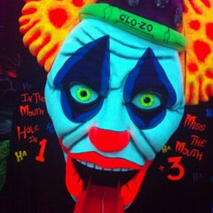 Photo taken at Monster Mini Golf by The P. on 5/24/2012