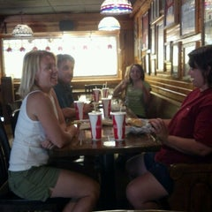 Photo taken at BuffaLouie's by Billy D. on 7/4/2012