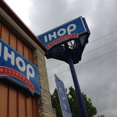 Photo taken at IHOP by Steven M. on 4/13/2012