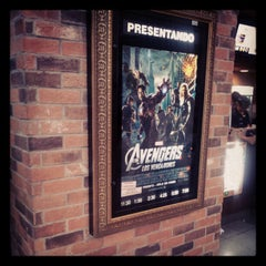Photo taken at Cinemark by Gabriel H. on 4/28/2012