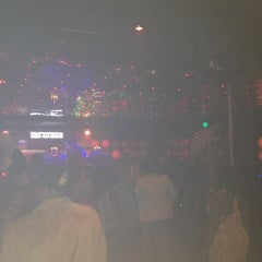 Photo taken at Ecco Ultra Lounge by Pete K. on 3/9/2012