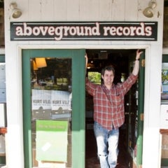 Photo taken at Aboveground Records by Larry L. on 7/23/2011