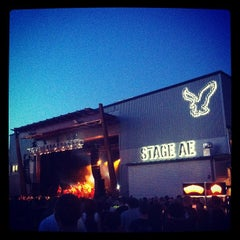Photo taken at Stage AE by Monica T. on 6/23/2012