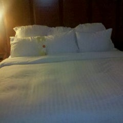 Photo taken at Detroit Marriott Southfield by Amanda L. on 11/10/2011