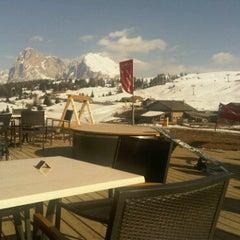 Photo taken at Nordic Ski Center Bar & Restaurant by Nicola B. on 4/2/2011