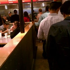 Photo taken at Chipotle Mexican Grill by Tanner R. on 9/15/2011