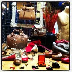 Photo taken at La Tienda De Almudena by Azucena A. on 2/20/2012