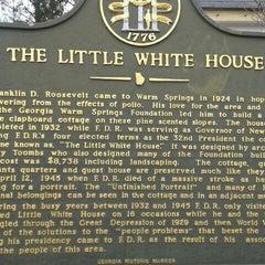 Photo taken at Roosevelt's Little White House Historic Site by Jennifer H. on 2/16/2012