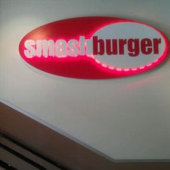 Photo taken at Smashburger by Jarrod P. on 9/3/2011