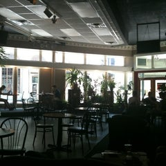 Photo taken at New Moon Cafe by William T. on 7/20/2011