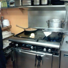 Photo taken at Mai Mexican Kitchen by Miss B. on 1/28/2012