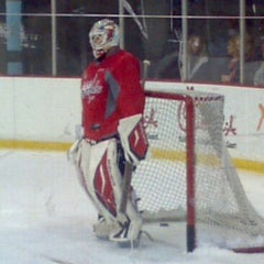 Photo taken at Kettler Capitals Iceplex by Karen K. on 10/31/2011