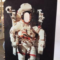 Photo taken at Ingram Planetarium by Kristin W. on 4/27/2012