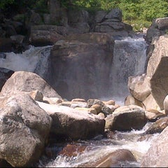 Photo taken at Wilmington Flumes by Tim R. on 5/30/2012