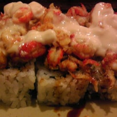 Photo taken at Shogun Sushi by Edith on 11/7/2011