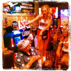 Photo taken at Hooters by Michael V. on 7/15/2012