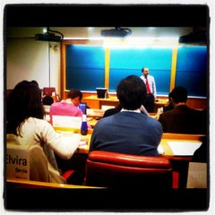 Photo taken at IESE Business School by Eduardo S. on 2/10/2012