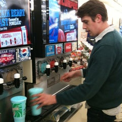Photo taken at 7-Eleven by jamie u. on 3/29/2012