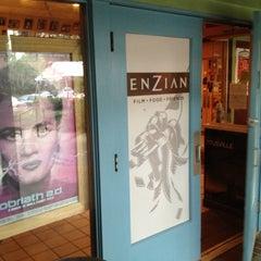 Photo taken at Enzian Theater by Jen V. on 4/15/2012