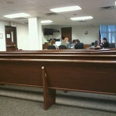 Photo taken at Johnson County Courthouse by Mike B. on 7/25/2012