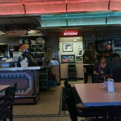 Photo taken at Rosie's Diner by Jose C. on 3/24/2012