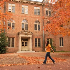 Photo taken at James Blair Hall by William & Mary on 12/22/2011